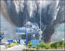 israeli-bomging